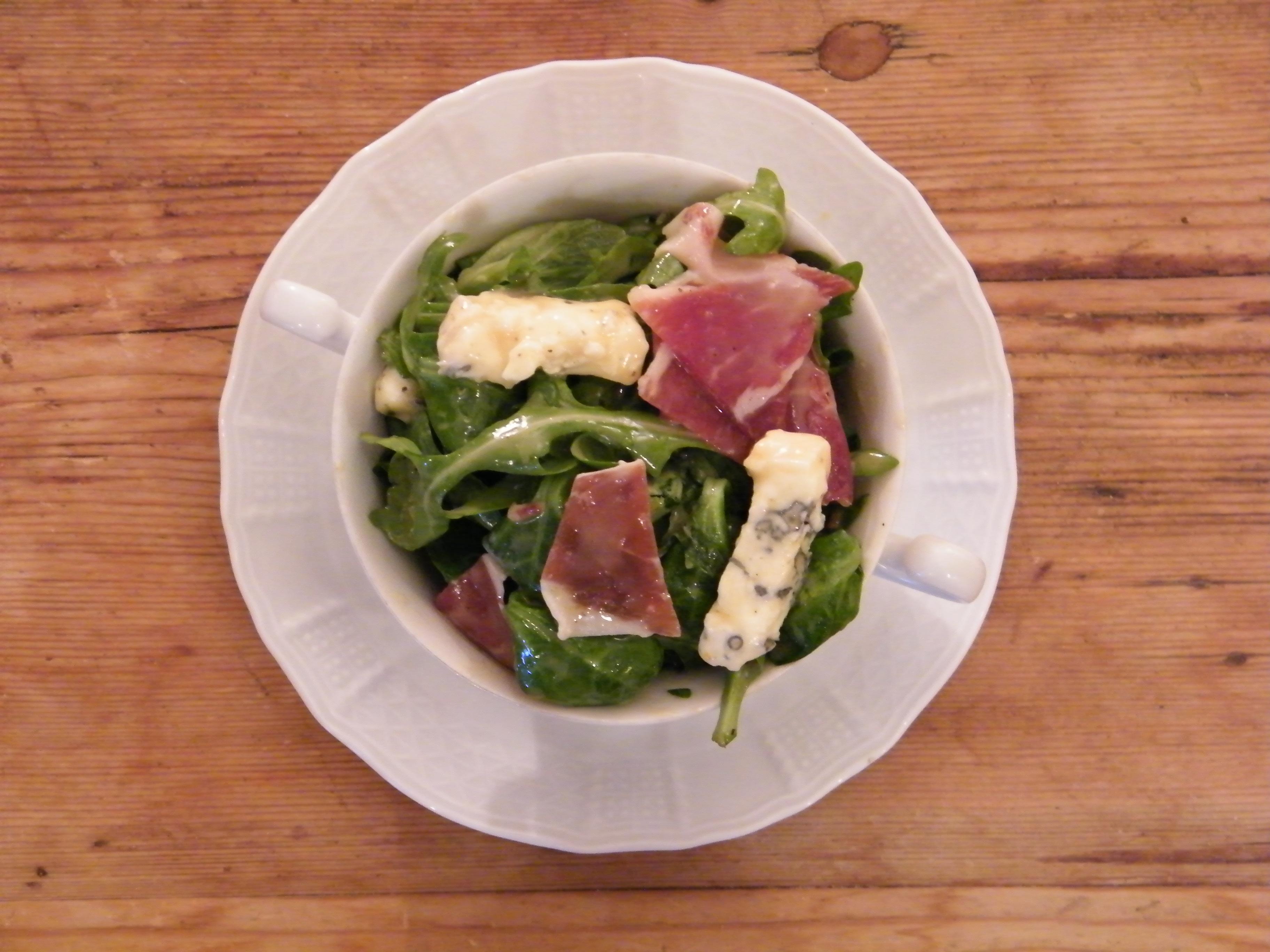 Salade Novotel