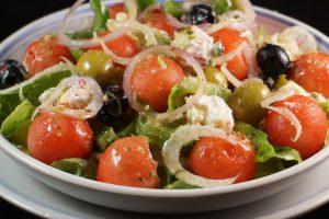 watermeloen salade 1